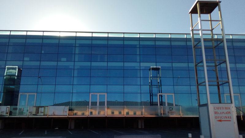 Open house fachada 07 alquiler de oficinas en salamanca for Oficina correos salamanca