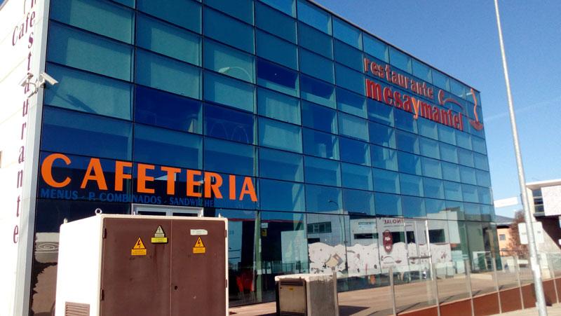 Open house fachada 11 alquiler de oficinas en salamanca for Oficina correos salamanca