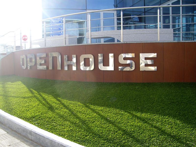 Open house fachada 14 alquiler de oficinas en salamanca for Oficina correos salamanca